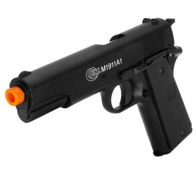 PISTOLA AIRSOFT SPRING COLT 1911 A1