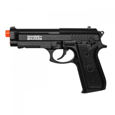 PISTOLA PRESSAO CO2 SWISS ARMS PT92 4,5MM