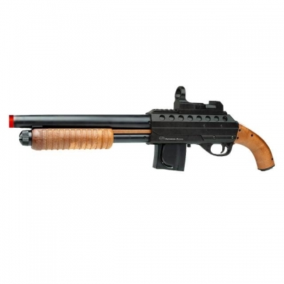 AIRSOFT RIFLE MOSSBERG SAWED OFF MOLA PLASTICO 6MM